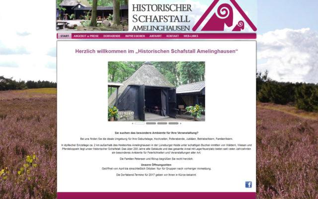 Historischer Schafstall Amelinghausen