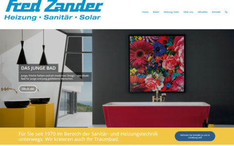 Zander Bad | Fred Zander GmbH